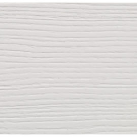 White (brushed) wooden swatch