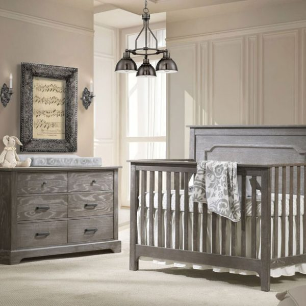 Emerson 5 In 1 Convertible Crib Nest Juvenile