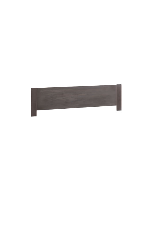 matisse dark wooden footboard