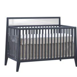 Flexx Convertible Crib in Graphite