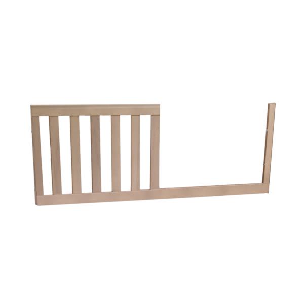 Flexx natural oak wood toddler gate