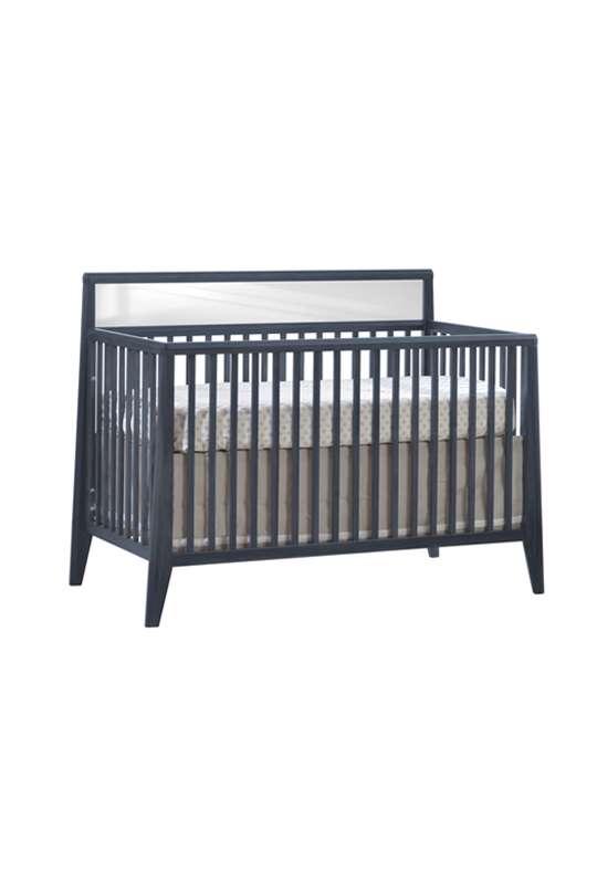 Flexx Graphite classic crib
