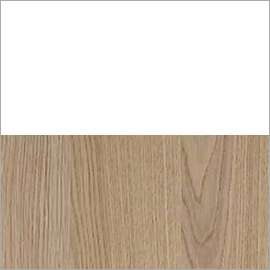 half white and half natural oak wood square swatch