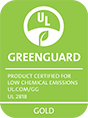 greenguard green logo