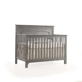 """Emerson """"5-in-1"""" Convertible Crib in Owl"""